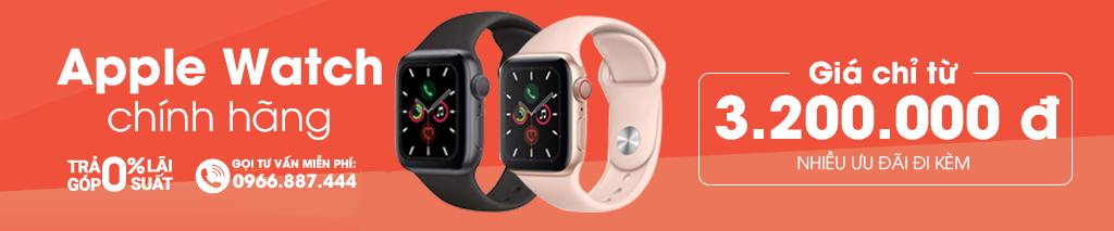 Banner Apple Watch